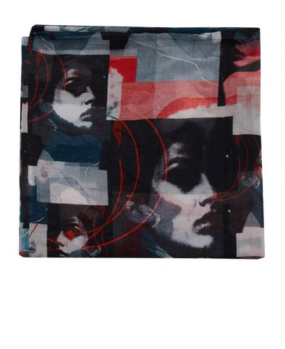 BOSS All Over Print Scarf