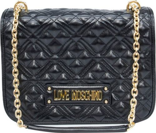 Love Moschino Classic Quilted Shoulder Bag